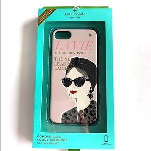 Kate Spade • Leading Ladies iPhone Case
